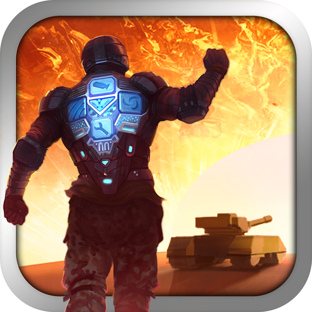 Anomaly Warzone Earth iOS