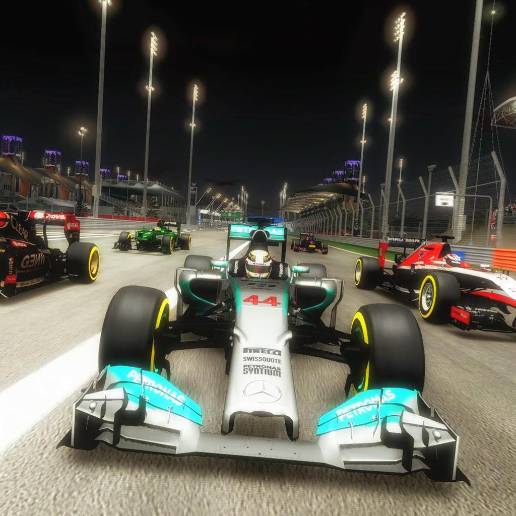 Formula Raceway: Le Mans